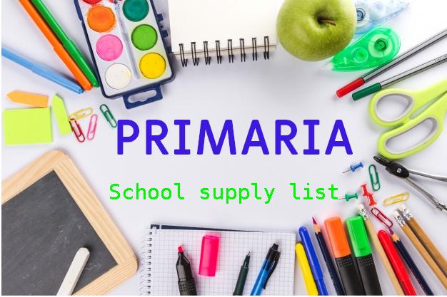 MATERIAL PRIMARIA CURSO 20-21